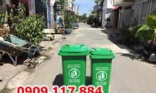 Thùng rác công cộng 240 lít thùng rác công cộng giá rẻ