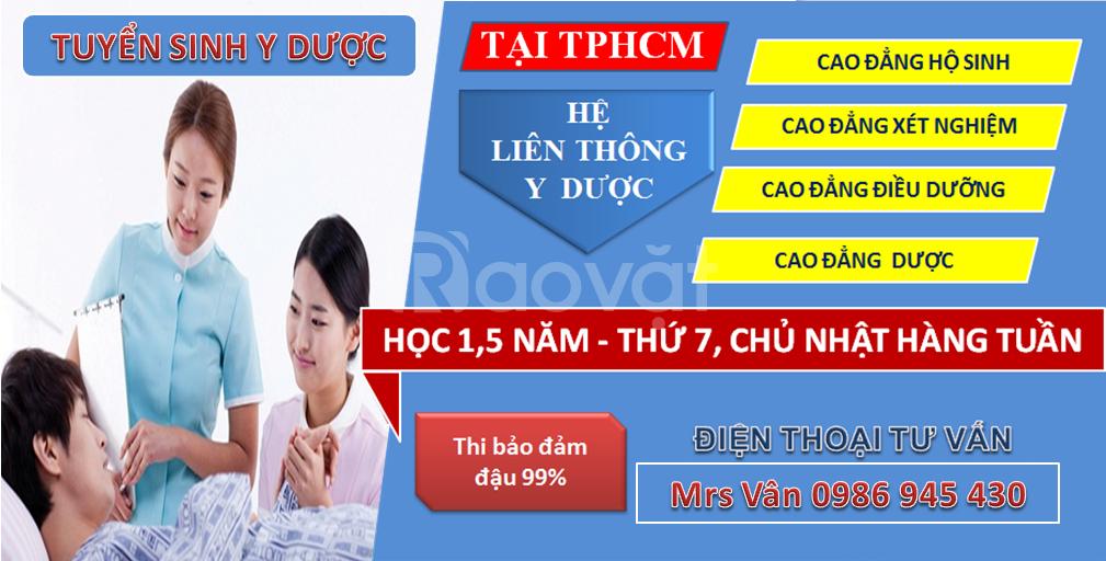 Khai giảng lớp liên thông Cao đẳng Điều dưỡng TPHCM tháng 11/2017