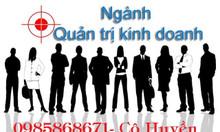 Dạy Quản Trị Kinh Doanh ở Đà Nẵng - Quảng Nam - Huế - Quảng Ngãi