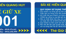 In thẻ nhựa, thẻ giảm giá, thẻ ký tên, thẻ cảm ứng, thẻ mã hóa