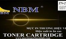 Hộp mực thương hiệu NBM-TN2130 dùng cho máy in Brother 2140/ 2150/ 217