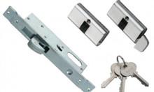 Sửa và thay khóa cửa kéo, cửa lùa tại TpHCM