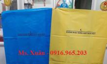 Túi rác đựng chất thải bệnh viện, bao rác y tế