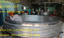 Ống thép - ống chôn bê tông (0.6mmx1 lớp) - khớp nối mềm inox