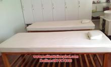 Giường spa, giường massage gỗ tự nhiên tại TPHCM