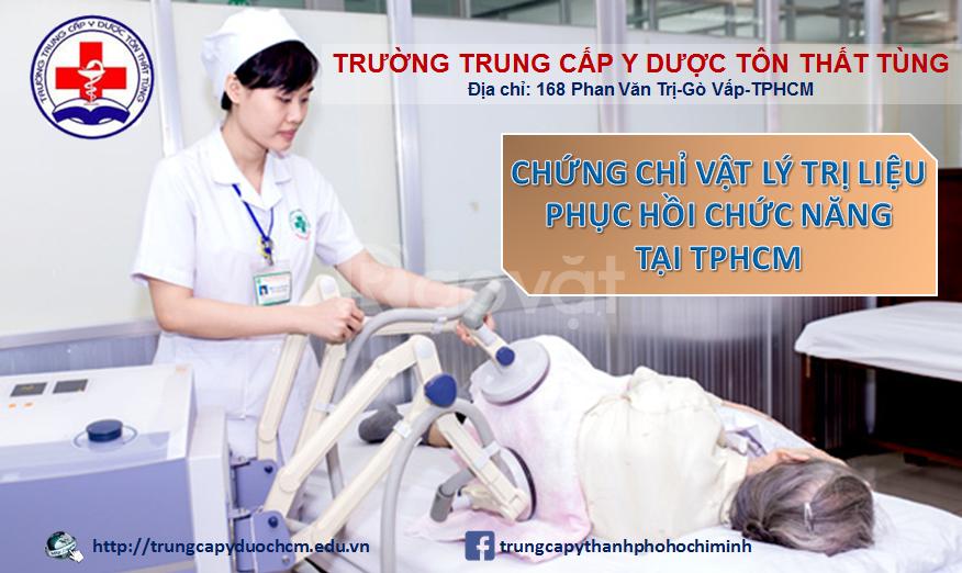 Khóa học Vật lý trị liệu ngắn hạn tại TpHCM