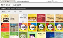 Bộ sách học tiếng Hoa hay