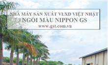 Ngói màu Nippon - GS, nhà máy sản xuất ngói màu Nippon