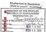 Dịch vụ làm visa đi Myanmar cho người nước ngoài tại Việt Nam
