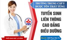 Nên học Liên thông cao đẳng Điều dưỡng 2017 ở đâu TPHCM?