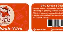 In thẻ vip, thẻ giảm giá, thẻ ký tên, thẻ mã hóa, thẻ khuyến mãi