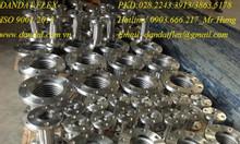 Xem thử ống: khớp nối mềm inox tiêu chuẩn bích JIS 10K - ống mềm inox