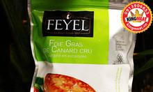 Gan ngỗng Pháp cắt lát - Foie Gras - Nguyenhafood