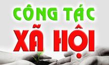 Học công tác xã hội tại Hà Nội, chứng chỉ công tác xã hội 0969650991