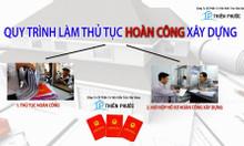 Dịch vụ hoàn công xây dựng nhanh quận Bình Thạnh