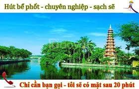 Thông tắc hút bể phốt tại Hà Nam uy tín chất lượng