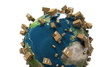 Gửi thư đi quốc tế giảm 30%