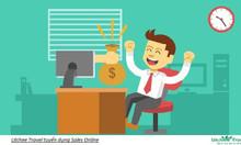 Tuyển nhân viên Sales Online (kinh doanh du lịch nội địa và quốc tế)
