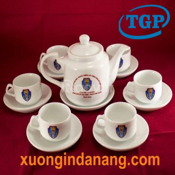 Sản xuất in ấn quà tặng gốm sứ tại Huế, cung cấp in ấn gốm sứ Huế