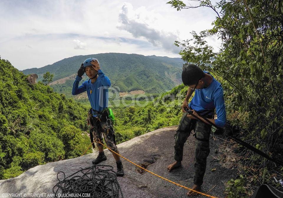 Dây leo núi và thiết bị leo núi giá rẻ