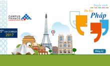 """Du học Pháp với học phí gần như """"miễn phí"""""""