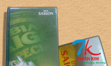 Cơ sở sản xuất cuốn thực đơn, bìa menu da, bìa còng, bìa da bắt vít