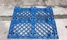 Thanh lý Pallet nhựa 9 chân hàng đã qua sử dụng tại Đà Nẵng, Quảng Nam