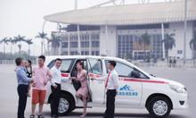 Nhân viên lái xe taxi Hà Nội và sân bay Nội Bài