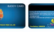 In thẻ vip, thẻ cảm ứng in thẻ giảm giá, thẻ cảm ứng, thẻ nhân viên