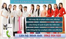Liên thông đại học sư phạm Tiểu học chất lượng TPHCM