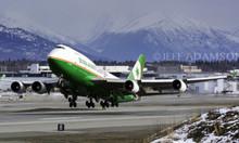Bạn mua vé máy bay đi Los Angeles hãng Eva Airlines giảm 10 - 25% giá