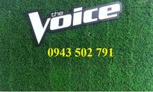 Cỏ nhựa ốp tường, cỏ nhựa trang trí tường giá rẻ, miếng cỏ nhựa