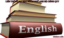 Liên thông Đại học Ngôn Ngữ Anh hệ chính quy