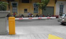 Thanh chắn barrier an ninh, barrier tự động Toàn An Mart