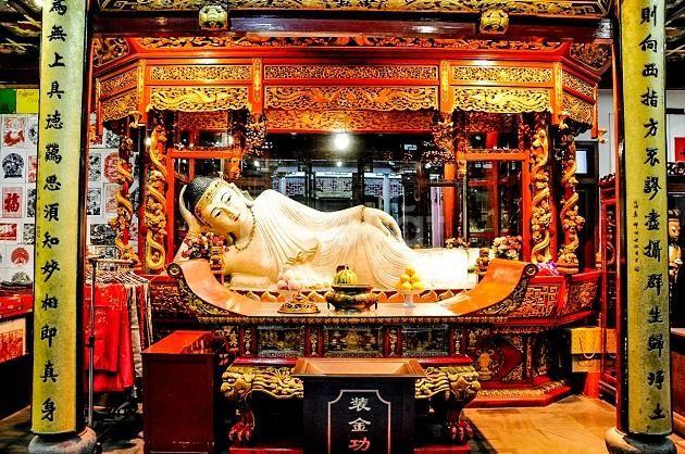Du lịch vô tích + Thượng Hải + Hằng Châu + Tô Châu giá tết 2018
