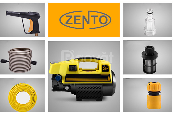 Máy bơm xịt - rửa xe áp lực cao Zento ZN-S2