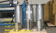 Dân Đạt sản xuất: ống nhôm nhún/ ống mềm inox 3