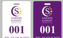 Chuyên in thẻ vip, thẻ giảm giá, thẻ khuyến mãi, thẻ nhựa pvc