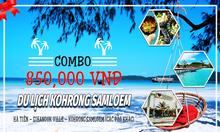 Mua vé xe bus từ Hà Tiên đi Sihanoukville ra hai đảo thiên đàng