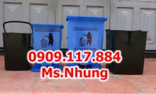 Hộp đựng vật sắc nhọn, thùng đựng rác thải y tế