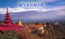 Đại sứ quán Myanmar tại Việt Nam