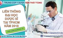 Địa chỉ học liên thông Đại học Dược tại TpHCM năm 2018