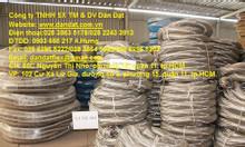 Lưới inox 316, khớp nối cao su, khớp giãn nở dandat.com.vn