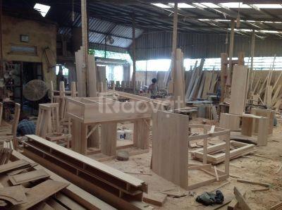 Đóng đồ gỗ quận 1, giường, tủ, bàn ghế, quầy, kệ, tủ kệ bếp