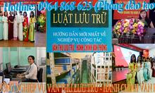 Đào tạo nghiệp vụ hành chính văn thư tại Đà Nẵng - Huế - Quảng Nam