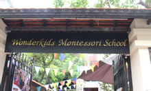 Tuyến sinh trường mầm non quốc tế - Wonderkids Montessori School