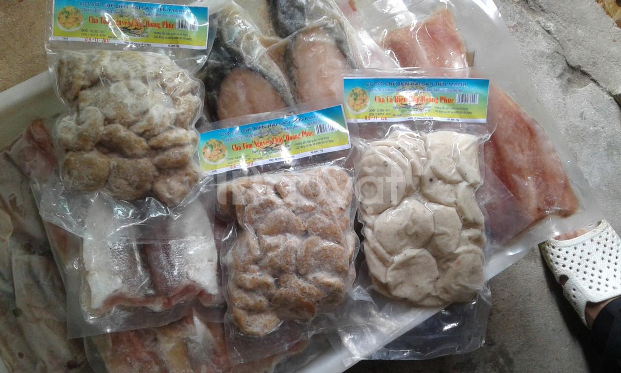 Chuyên bán buôn, bán lẻ các mặt hàng thủy sản Diêm Điền, Thái Bình