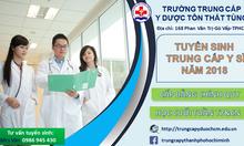 Trung cấp y sĩ đa khoa chất lượng TPHCM