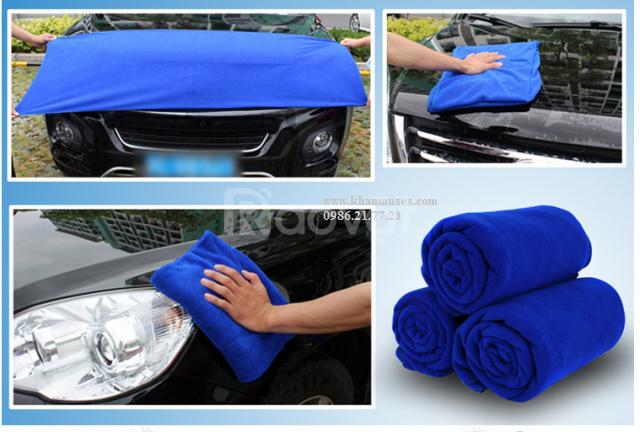 Bán buôn Khăn Spa - khăn lau xe hơi - lau kính - lau bàn ghế - Giá rẻ