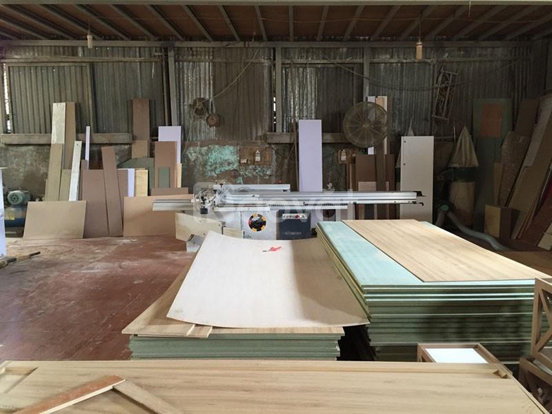 Đóng đồ gỗ Quận Gò Vấp, giường, tủ áo, bàn ghế, quầy, kệ, tủ kệ bếp